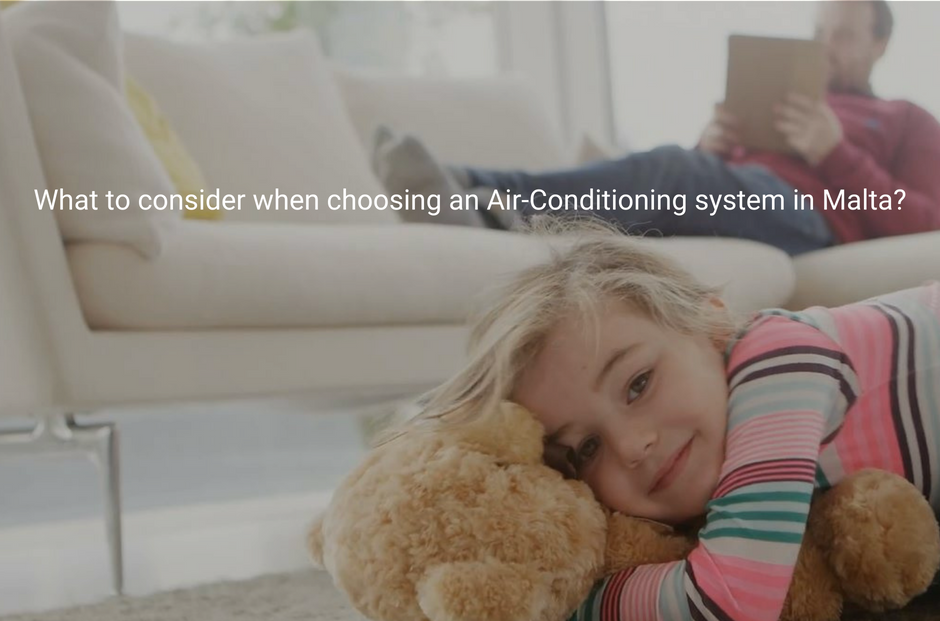 Choosing an air-conditioner in Malta